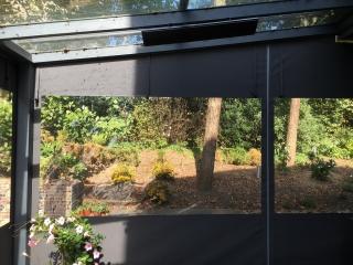<h1>Zijkant veranda</h1>